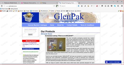 Glenpak Packaging