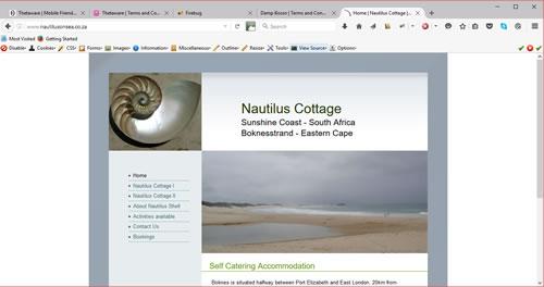 Nautilus Cottages - Bokness