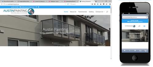 Austin Painting - Australia