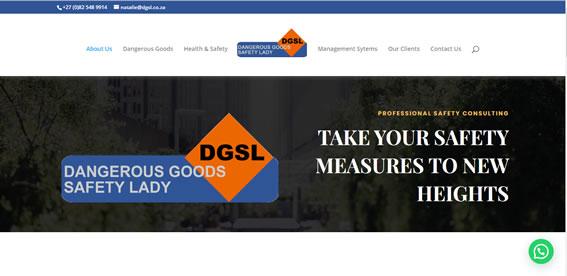 DGSL website now online